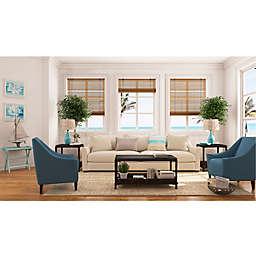 Coastal Elegance Living Room