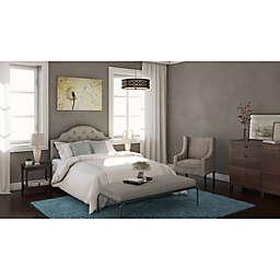 Contemporary Posh Bedroom