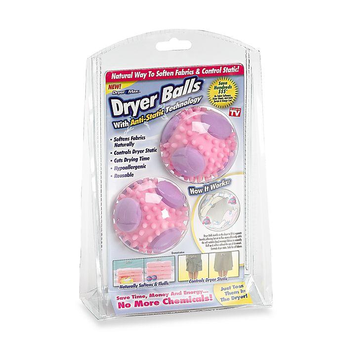 Alternate image 1 for Dryer Max™ Anti-Static Dryer Balls