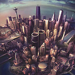 "Foo Fighters ""Sonic Highways"" Vinyl LP"