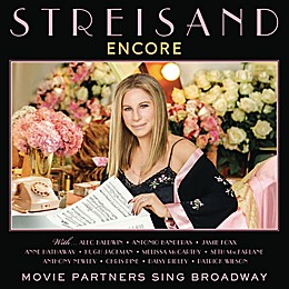 "Barbra Streisand ""Encore: Movie Partners Sing Broadway"" Vinyl LP"