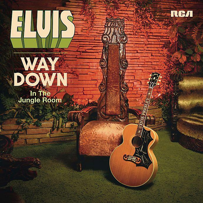 Alternate image 1 for Elvis Presley \