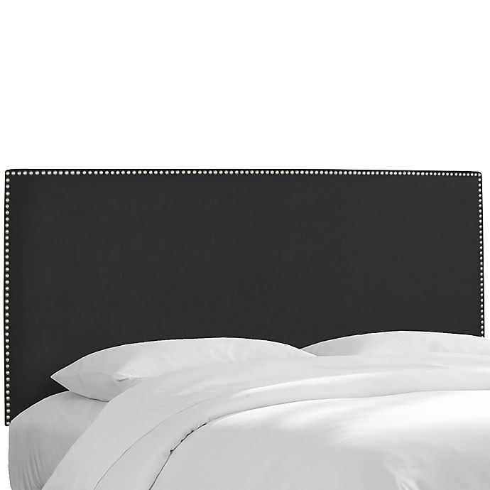 Alternate image 1 for Skyline Furniture Craig Queen Headboard in Black
