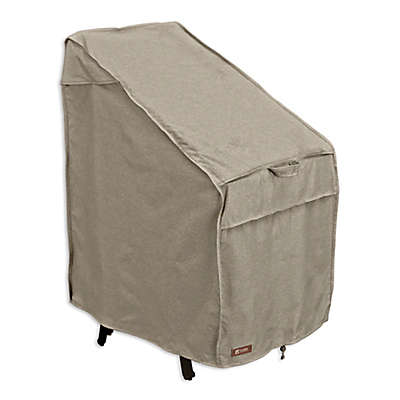 Classic Accessories® Montlake Stackable Patio Chair Cover in Grey