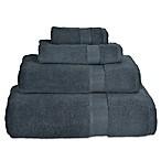 DKNY Mercer Washcloth in Charcoal