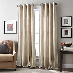 London Grommet Top Window Curtain Panel
