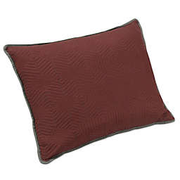 Brielle Honeycomb Pillow Shams (Set of 2)