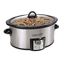 Crock-Pot® 4 qt. Count Down Slow Cooker