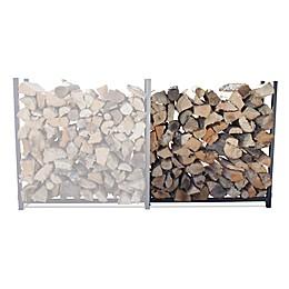 UniFlame® 4-Foot Extension Kit for Premium Log Rack in Black