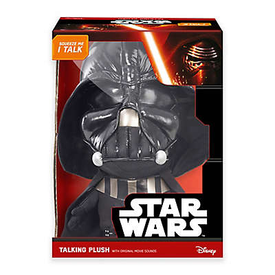 Star Wars™ Darth Vader Deluxe Talking Plush Toy