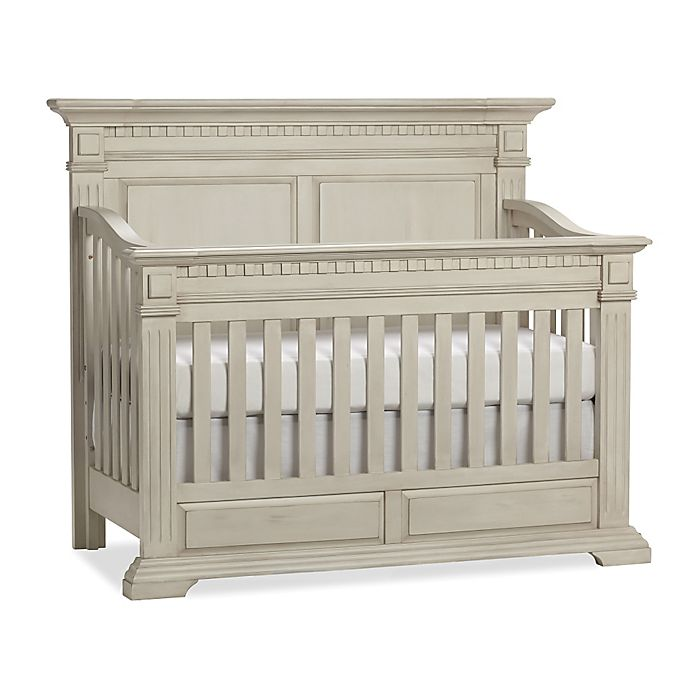 Alternate image 1 for Kingsley Venetian 4-in-1 Convertible Crib