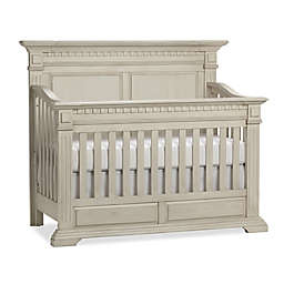 Kingsley Venetian 4-in-1 Convertible Crib in Antique White