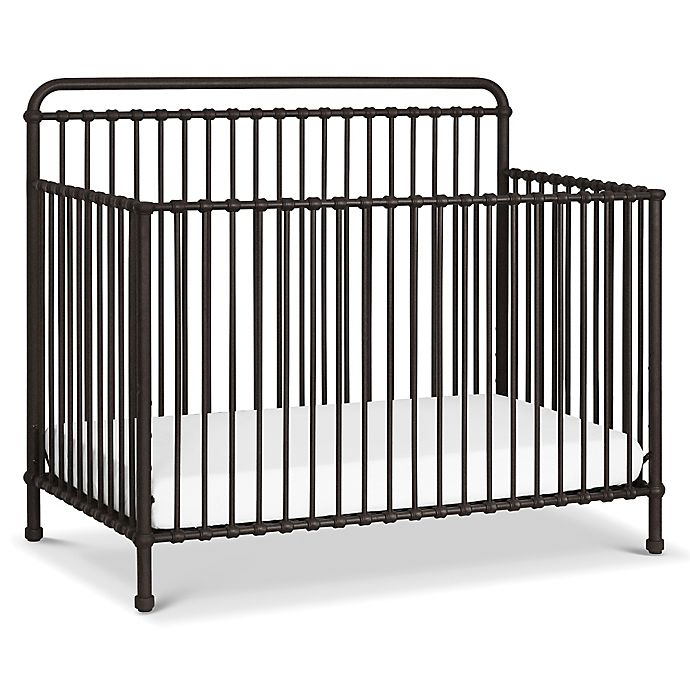 Alternate image 1 for Million Dollar Baby Classic Winston 4-in-1 Convertible Crib