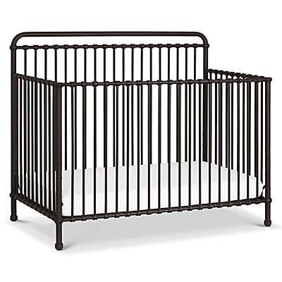 Million Dollar Baby Classic Winston 4-in-1 Convertible Crib in Vintage Iron