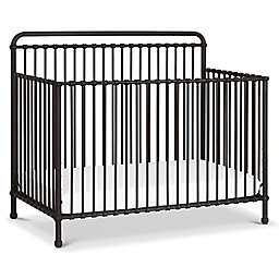 Million Dollar Baby Classic Winston 4-in-1 Convertible Crib in Vintage Iron