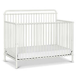 Million Dollar Baby Classic Winston 4-in-1 Convertible Crib in Washed White