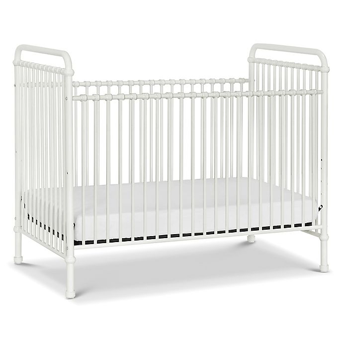 Alternate image 1 for Million Dollar Baby Classic Abigail 3-in-1 Convertible Crib in Washed White
