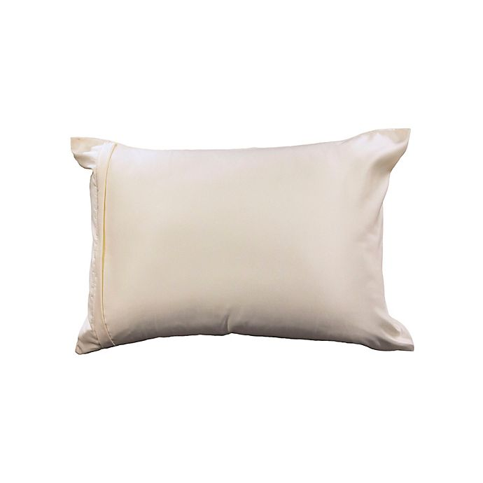 Alternate image 1 for Rest and Renew King Pillow Protector in White