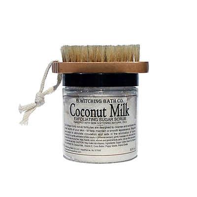 B. Witching Bath Co. Coconut Milk Sugar Scrub Gift Set