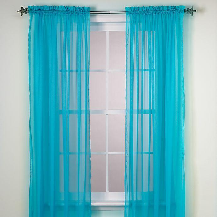 Alternate image 1 for Calypso Window Curtain Panel