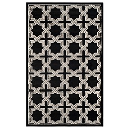 Safavieh Amherst Inter Indoor/Outdoor Area Rug in Anthracite