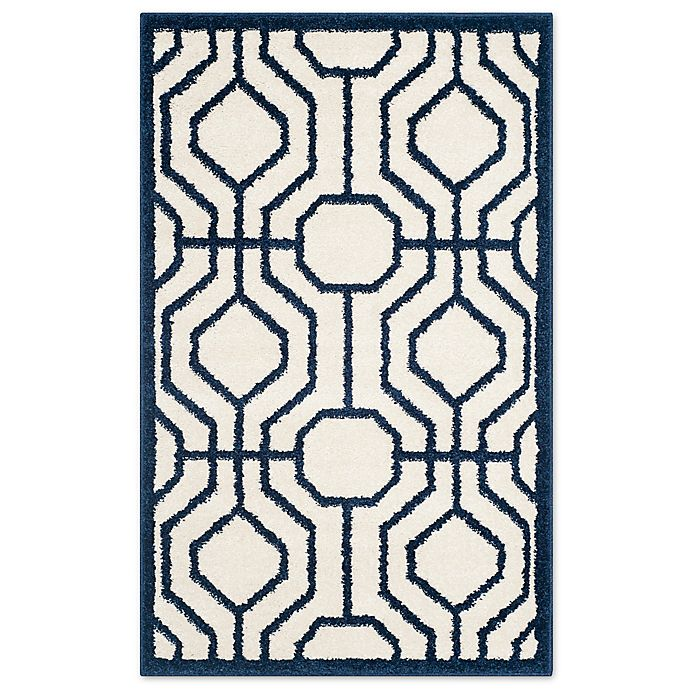 Alternate image 1 for Safavieh Amherst Abstract Indoor/Outdoor Area Rug