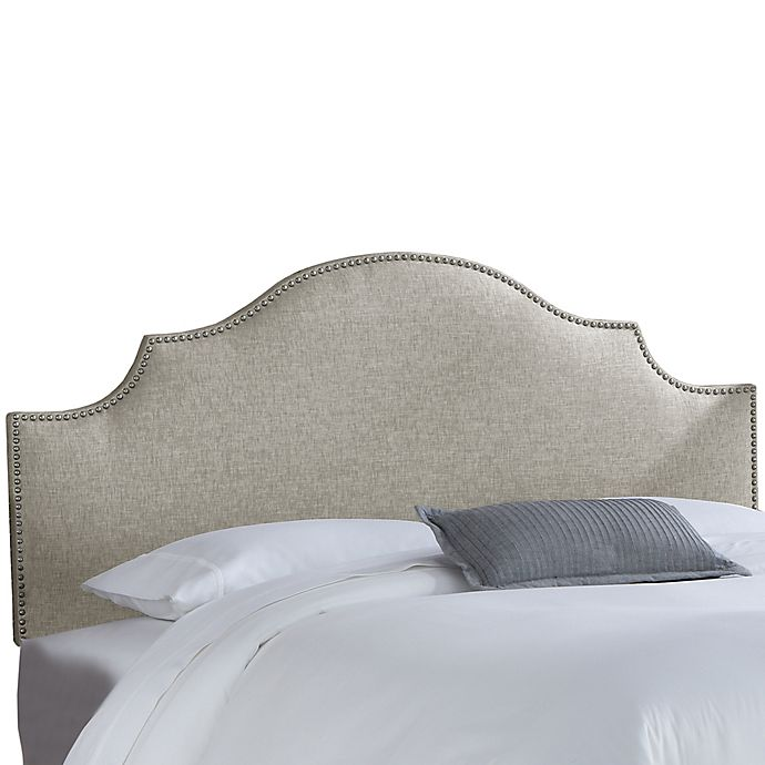 Alternate image 1 for Skyline Furniture Sheffield Twin Headboard in Groupie Pewter