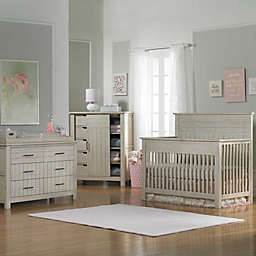 Bel Amore Channing Nursery Furniture Collection in Pine