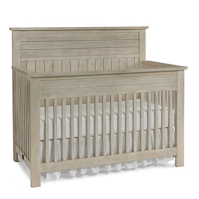 Alternate image 1 for Bel Amore® Channing Full Panel 4-in-1 Convertible Crib