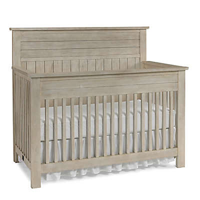 Bel Amore Channing Full Panel 4-in-1 Convertible Crib in Pine