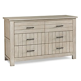 Bel Amore® Channing 6-Drawer Double Dresser in Pine
