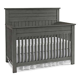 Bel Amore® Channing Full Panel 4-in-1 Convertible Crib in Grey