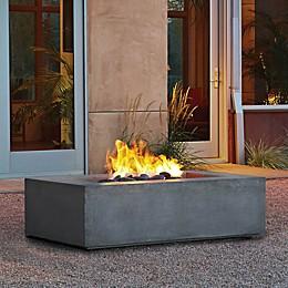 Real Flame® Baltic Rectangle Liquid Propane Fire Table