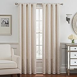 Despina Rod Pocket/Back Tab Window Curtain Panel