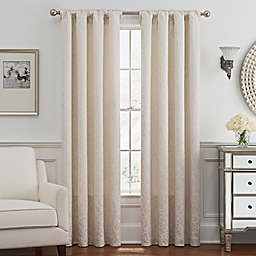 Despina Rod Pocket/Back Tab Window Curtain Panel