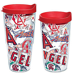 Tervis® MLB Los Angeles Angels All Over Wrap Tumbler with Lid