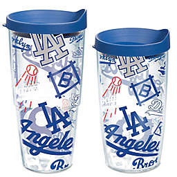Tervis® MLB Los Angeles Dodgers All Over Wrap Tumbler with Lid
