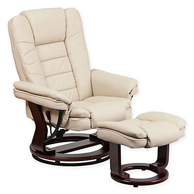 Flash Furniture Contemporary Recliner