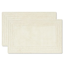 Safavieh Luxe Stripe Bath Mats (Set of 2)