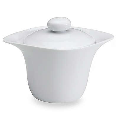 Denby easyclean™ White Porcelain Lidded Pot
