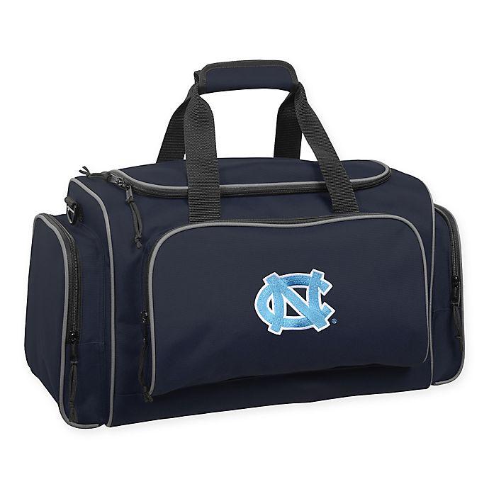 Alternate image 1 for Collegiate University of North Carolina Tar Heels 21-Inch Duffel Bag with Pockets