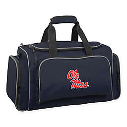 Collegiate University Of Mississippi Rebels 21-Inch Duffel Bag with Pockets