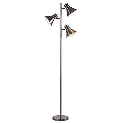 Kenroy Home Ash 3-Light Tree Floor Lamp