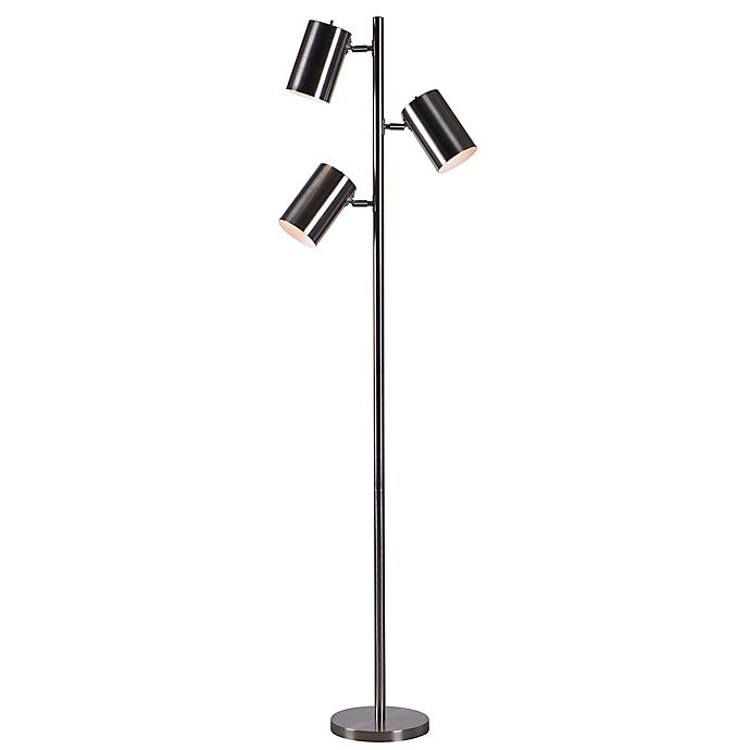 Beech Tree 3 Light Floor Lamp