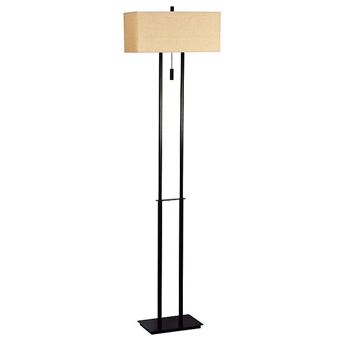 Alternate image 1 for Kenroy Home Emilio Floor Lamp in Bronze
