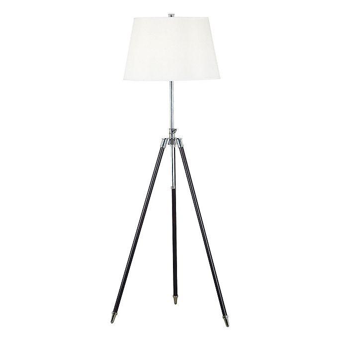 Kenroy Home Surveyor Tripod Floor Lamp