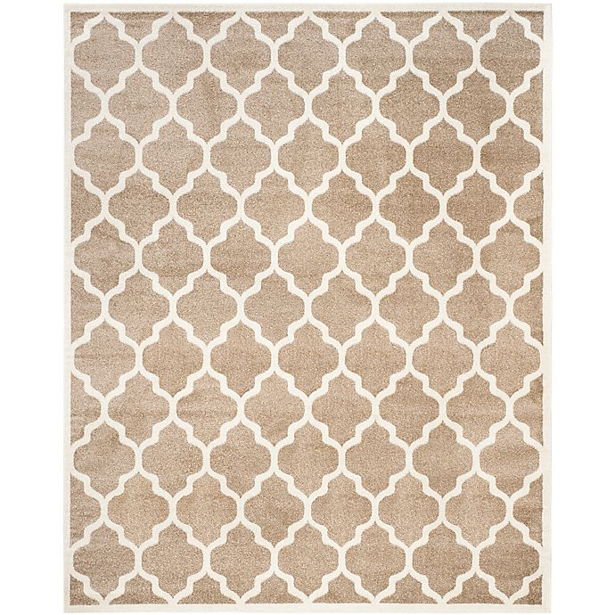 Alternate image 1 for Safavieh Amherst 9-Foot x 12-Foot Whirl Area Rug in Wheat
