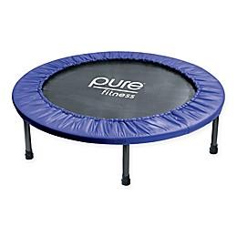 Pure Fitness Mini Rebounder Trampoline