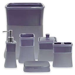 Purple Bathroom Accessories Bed Bath