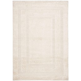 Safavieh Shadow Box 8-Foot x 10-Foot Area Rug in Cream